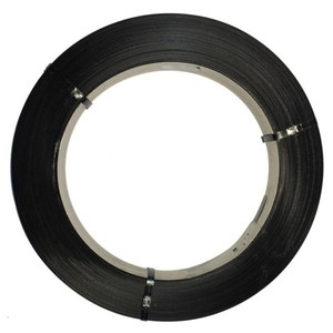 16mm regular duty baling steel strapping with ISO certificate