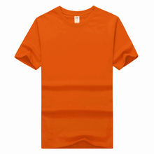 man/women clothes t-shirt printing 190 gram soft fabric custom t-shirt 100% cotton t-shirt