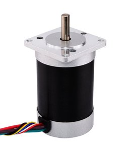 Low Cost Small 3500RPM 220W 24V Round 57x89mm Brushless DC Motor