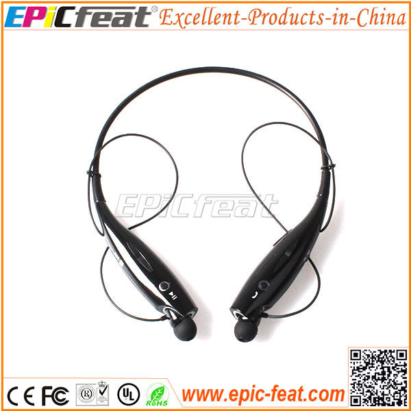 HBS 730 Unique bluetooth headset sports wireless mp3 player