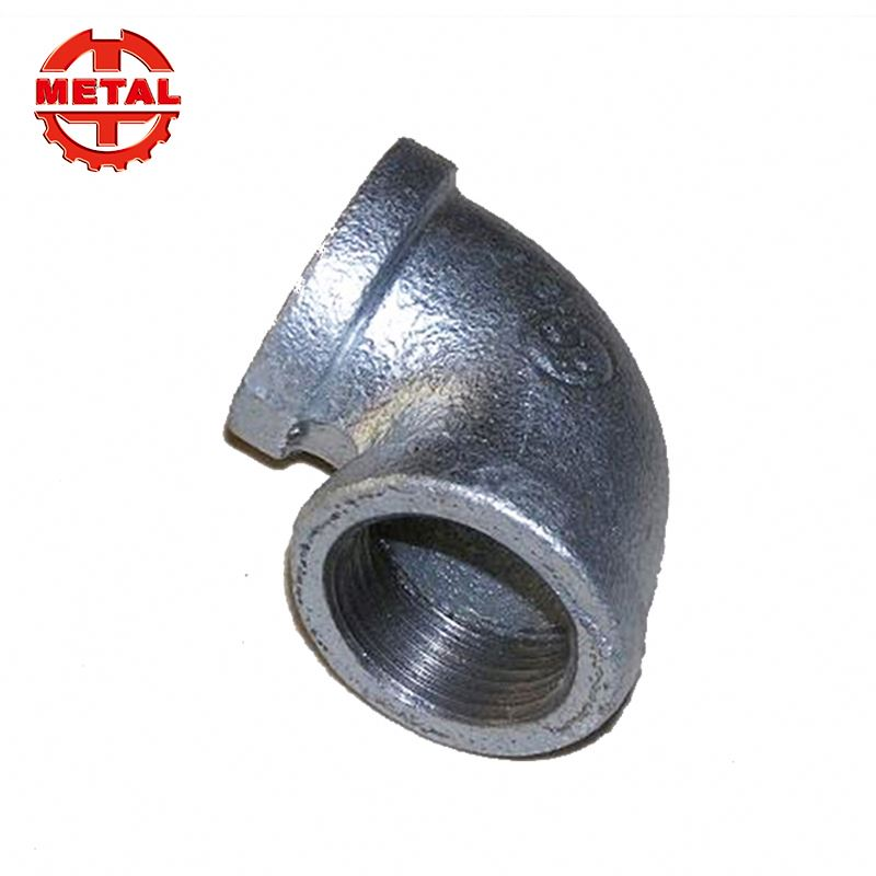 dimension of galvanised pipe fence fittings cast steel gate valve