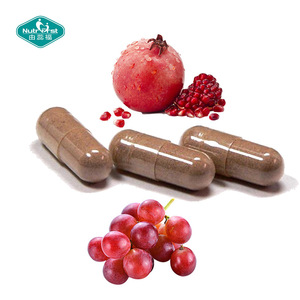 China Supply 100% Natural Resveratrol Capsules