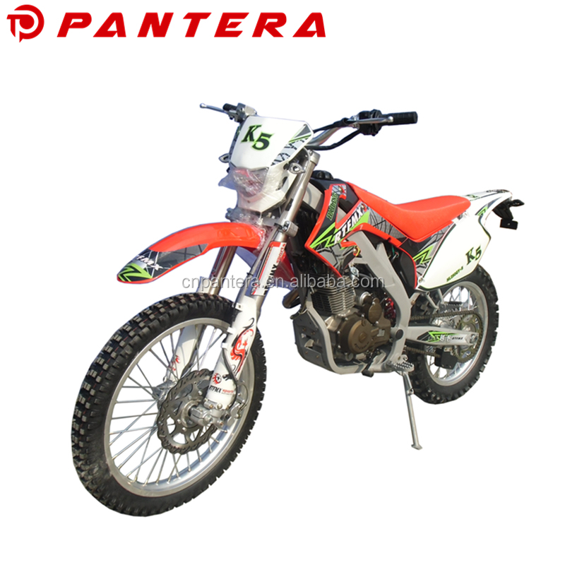 Dual Disc Bike High Power Off Road Motorcycle New Dirt Bike Enduro 250cc