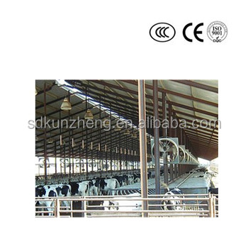 Cowhouse/Dairy Exhaust