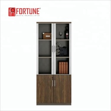 Top Quality Office Furniture Wooden Vertical Filing Cabinet