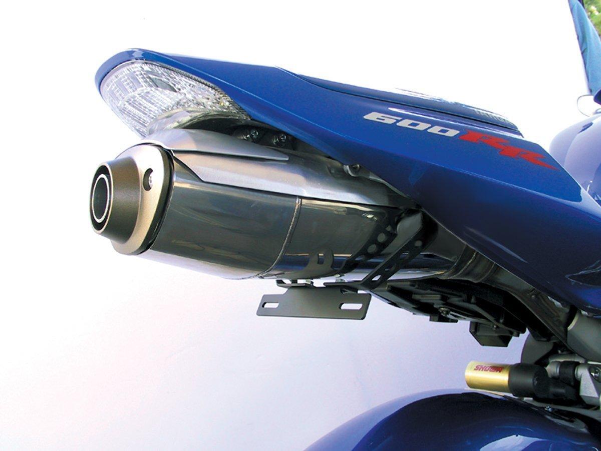 GZYF Fender Eliminator License Plate Frame For HONDA CBR 600 RR 2007-2011