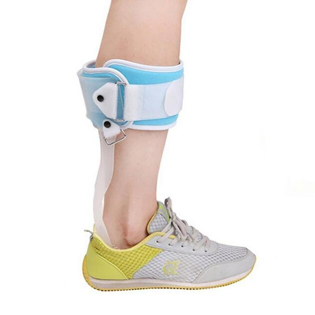 LPY-Ankle Foot Orthosis Foot Drop Orthosis Postural Correction Brace Splint Leaf Spring Recovery Equipment Injection