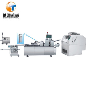 Fully auto bread manufacturing machines for bakery