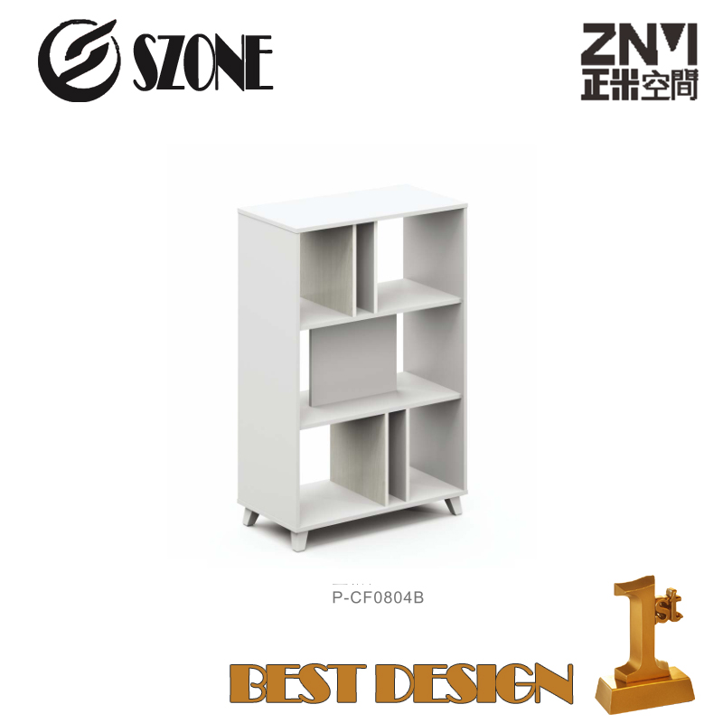 ZNMIS new design wooden Open Cabinet P-CF0804W