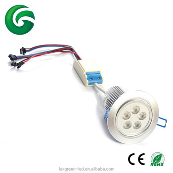 new product e682d 275f7 Rgbw Downlight 5*8w Ceiling Led Light - Buy Rgbw Downlight,Rgbw Led  Downlight,Led Rgbw Product on Alibaba.com