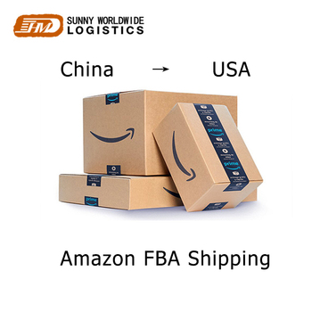 Amazon FBA Freight Forwarder Air Cargo Service From China To CLT2 USA