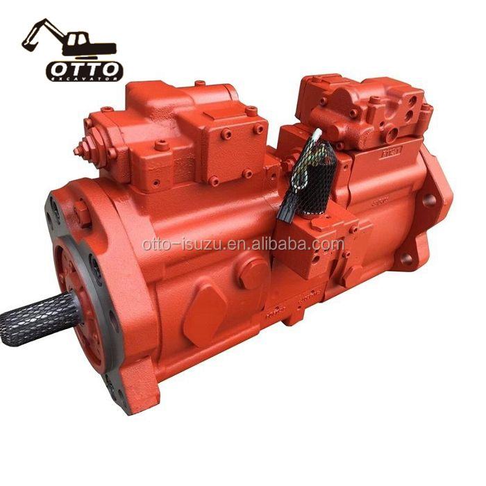 Kawasaki K3V112DT Piston Pump K3V112DT-1XER-9N24-2 for Volvo MX225 SE210LC-3 EC210 EC240 EC210B