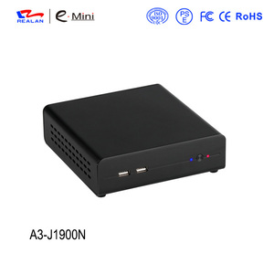 Fanless mini pc windows xp windows 7 windows8 linux Android4.0 mini desktop industrial computer powerful function