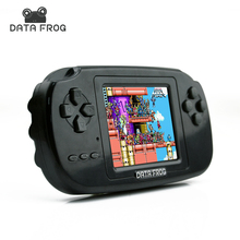 Childhood Classic Game With 168 Games 3.0 Inch 8-Bit PVP Portable Handheld Game Console