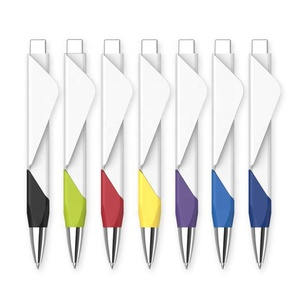 New Design Sublimation Blank Pen Dry BallPoint Pen for Office School Promotional