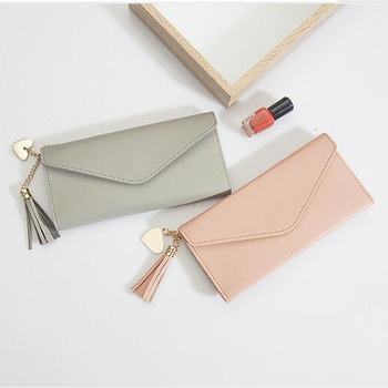 2019 new style mustache leather purse ,women wallet,leather wallet women purse China supplier