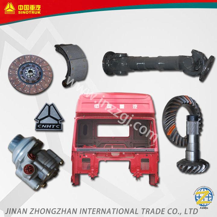 Truck Cabin Body Parts Sinotruk Howo