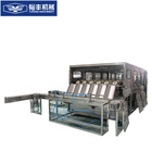 Three functions of bottles wash fill and seal china cheap quality-guarantee high speed mineral water filling machine