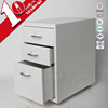 Multiple Function Home Storage A4 Documents Used 3 Drawer Cabinets