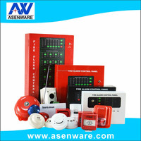 SASO approval reliable 2 zone-32 zone conventional fire alarm system for contractor