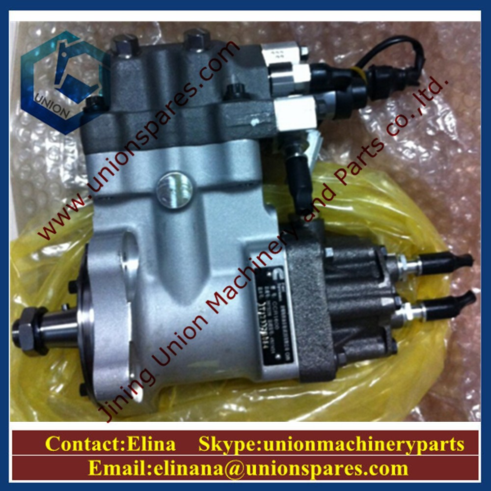 Pc300 8 Electric Fuel Pump 6745 71 1110 Genuine Diesel Oil Electrical Buy Pumppc300 Pumpelectric Product