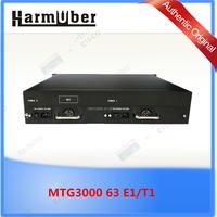 Dinstar MTG3000 63 E1/T1,a carrier grade VoIP gateway for telecom operators
