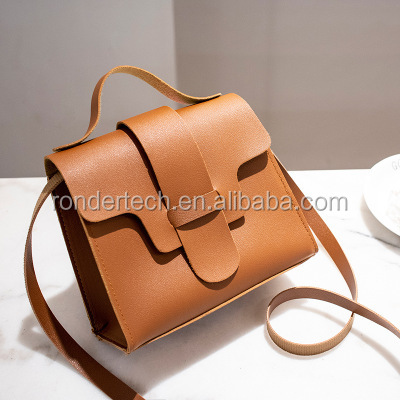 Messenger Personalized Leather Bag