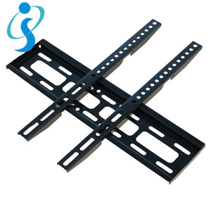 Manufacturer supplied Universal low profile TV wall mount bracket for Plasma Flat Screen up to 65