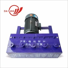 Prestressed ไฟฟ้า threading machine สำหรับส่ง strand pc strand pusher