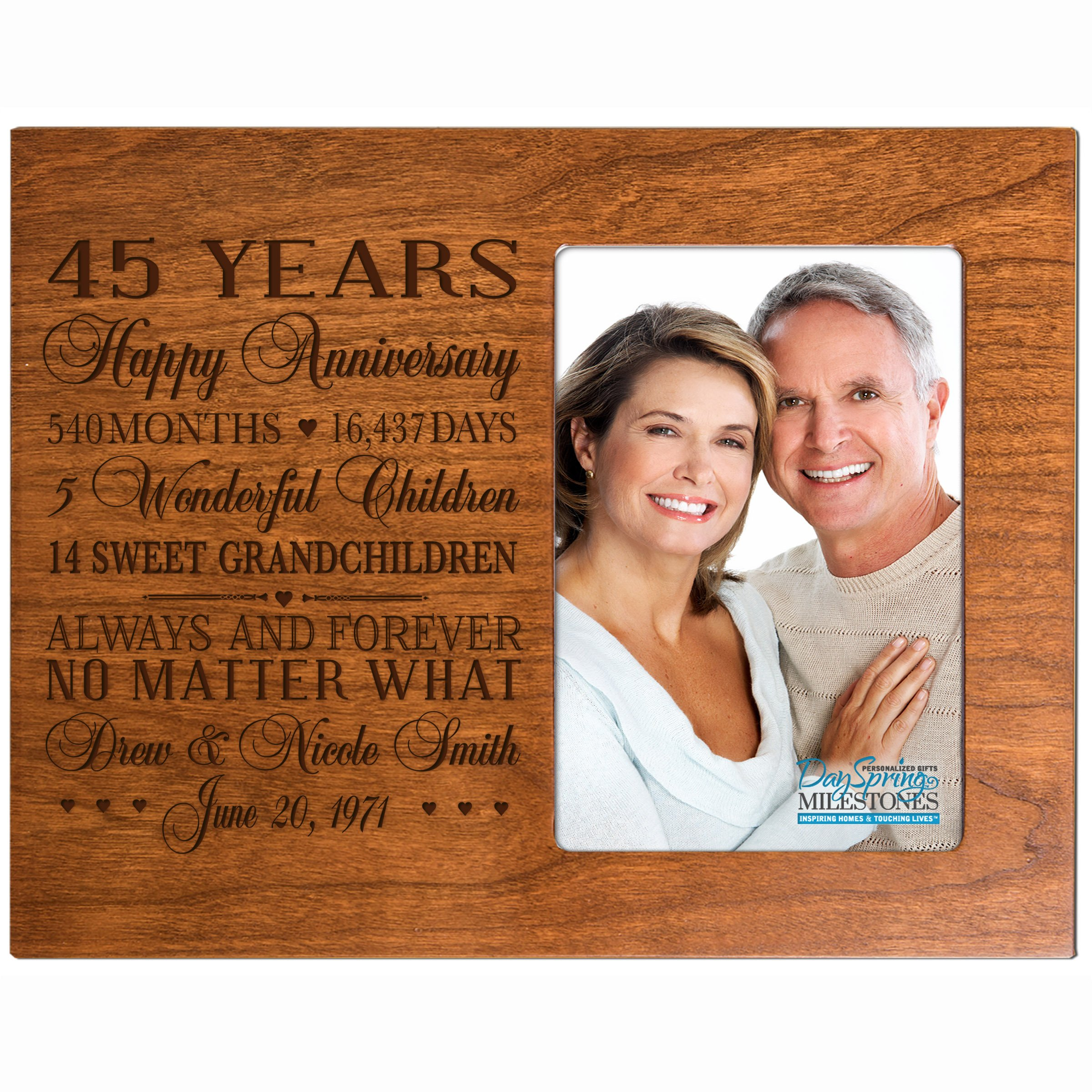 Forty Fifth Wedding Anniversary Gifts: Cheap Wedding Anniversary Gift For Wife, Find Wedding