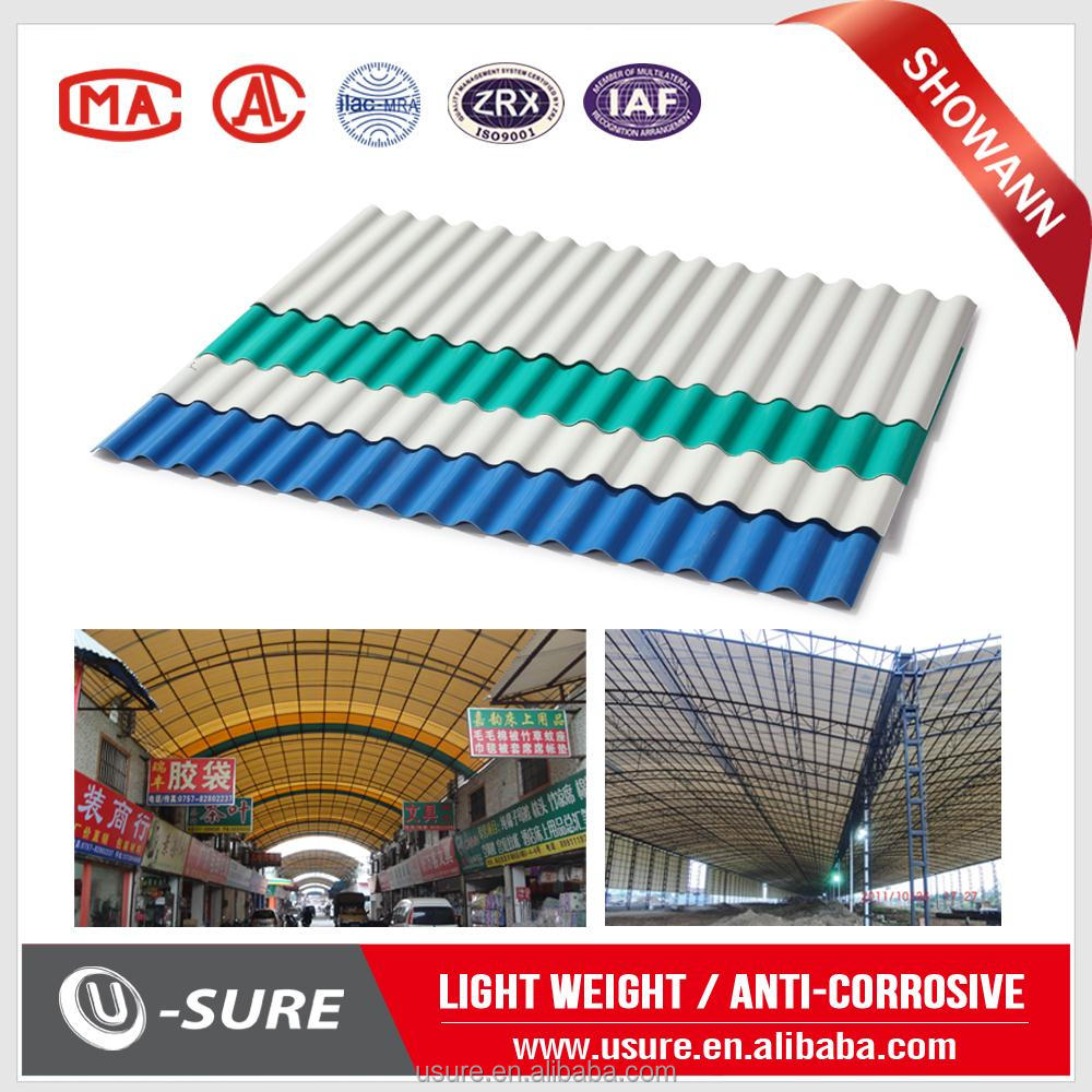 Flame Retardant And Pvc Roofing Tile/asa+pvc Roof Sheets/synthetic Resin  Roofing Sheets   Buy Pvc Roof Tile,Roof Sheet,Asa Pvc Roof Sheet Product On  ...