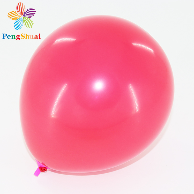 High-Grade Biodegradable Latex Balloon Stand Arch