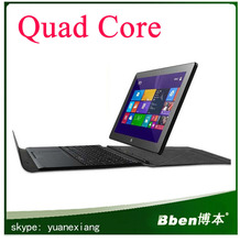 Windows 8.1 Tablet pc Quad Core Dual camera with GPS 3G WCDMA optional