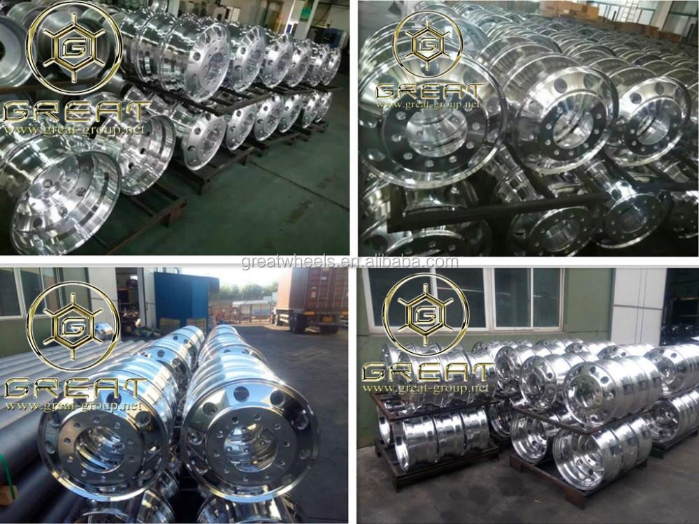New Products 2016 Alloy Wheels Trucks