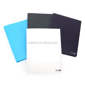 A4/B5/A5 loose leaf notebook paper plastic book binder rings
