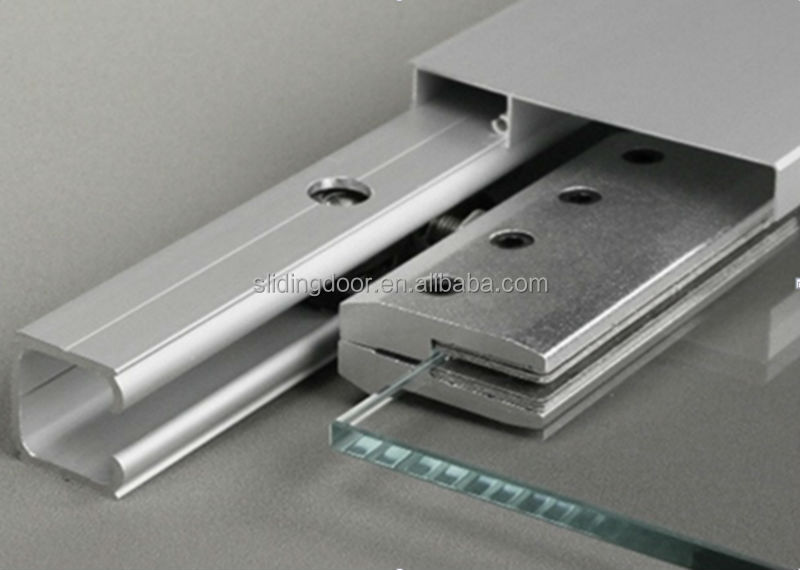 Diy Easy Installment Aluminium Profile Glass Sliding Door Kit In