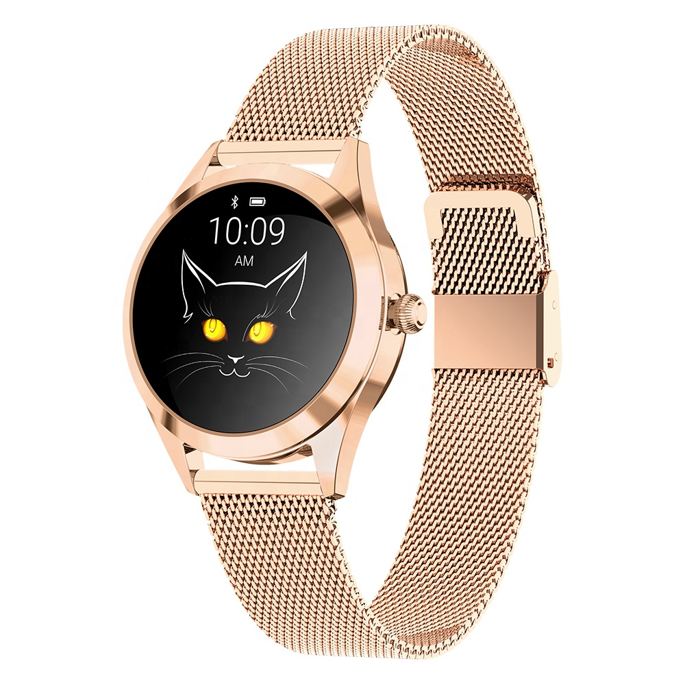 Factory Prices KW10 Fitness Waterproof Smart Watch For Lady