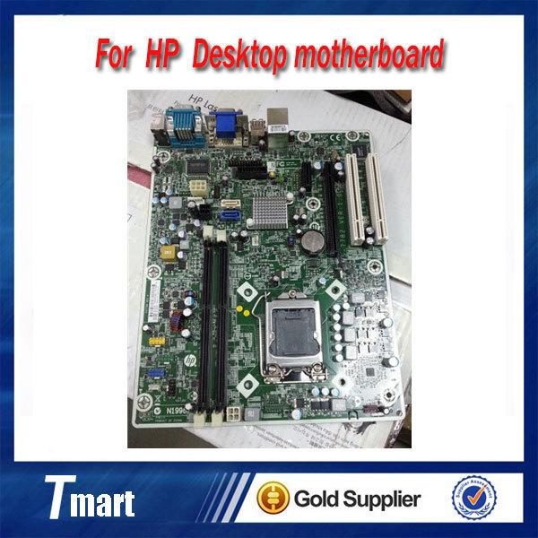 For HP Pro 4300 SFF MS-7782 Desktop Motherboard 676358-001 675885-001 intel