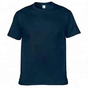 Free sample New pattern OEM 180 gsm Anti-Shrink tshirt plain for adult