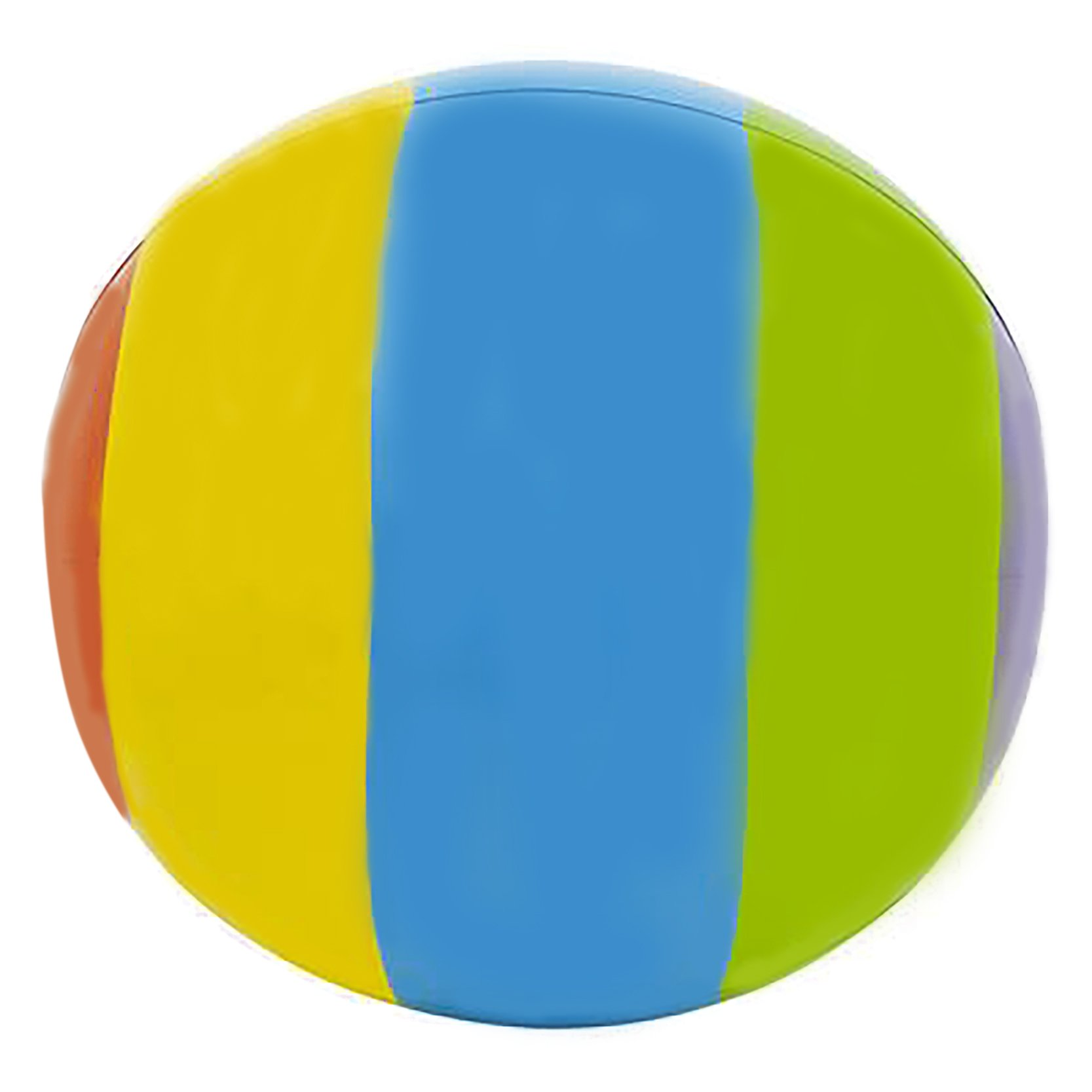"SNInc. Giant Beach Ball - Fun Sized 48"" Inflatable Beach Ball Pool Toy"