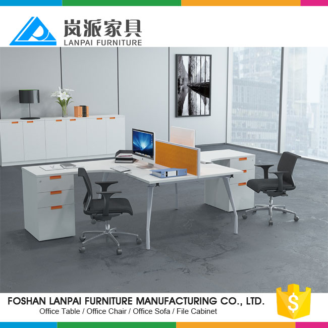 KL05# hot selling modern writing used computer cubicle office workstation
