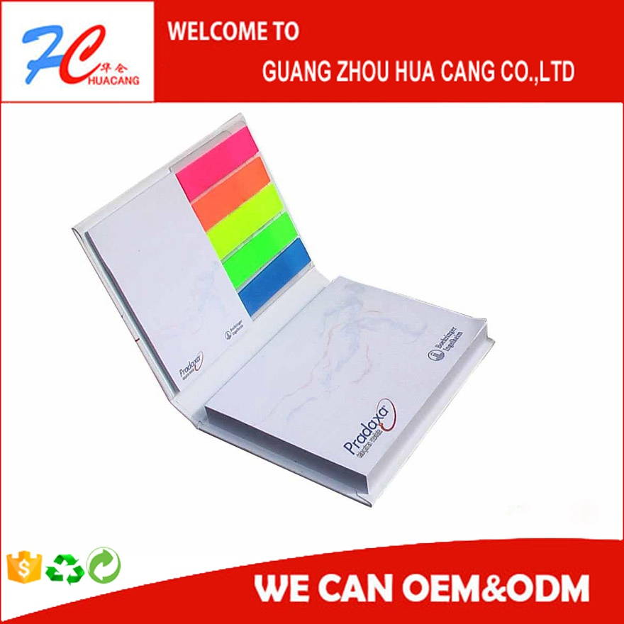 Huacang Self-adhesive Tracing Paper/cheap custom sticky notes/christmas shaped sticky note pad
