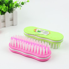 Plastic Handgrip Brushes Clothes Shoes Cleaning Washing Multi-use Brushes