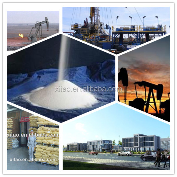 PAM powder/Oil drilling mud addictive agent/ Polyacrylamide polymer