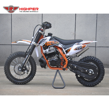 ¡9.0HP! 2 tiempos de arranque <span class=keywords><strong>50cc</strong></span> Dirt Bike (DB502B)