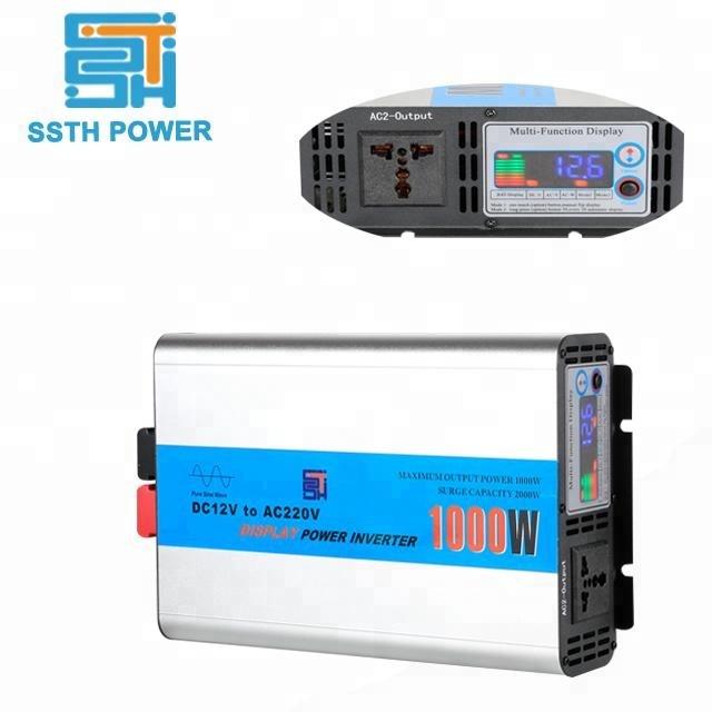Pure Sine Wave 12v 220v Circuit Diagram Pdf Display Power Inverter 1000w