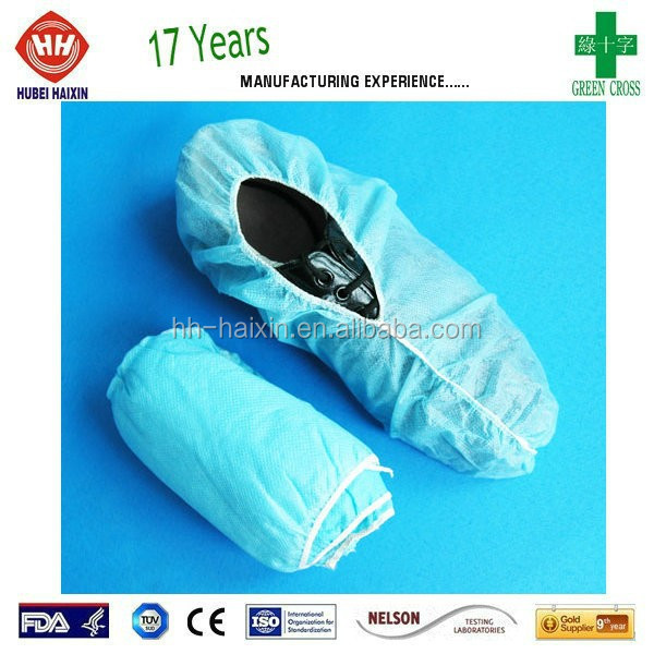 High Quality Disposable Shoe Cover For Bowling