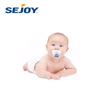 Fever Beep Pacifier Baby Oral Digital Thermometer