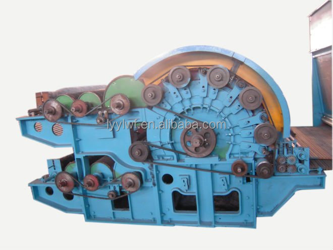 Bale Opening Machine Coconut Fiber