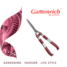 RG3205 Gardenrich High Quality Aluminium Tube Telescopic Hedge Shears